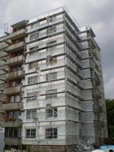Zateplenie obytného domu 1